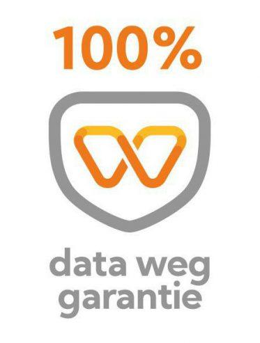 Data weg garantie
